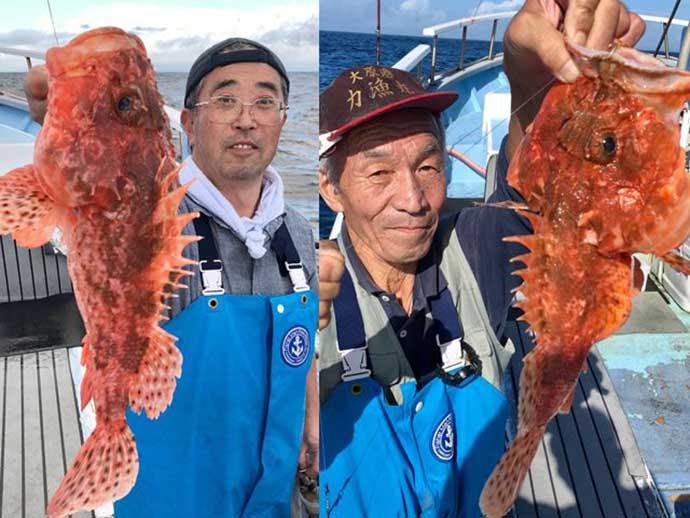 昨日今日ナニ釣れた?沖釣り速報:1人で50匹と外房のマダイ爆釣【関東】
