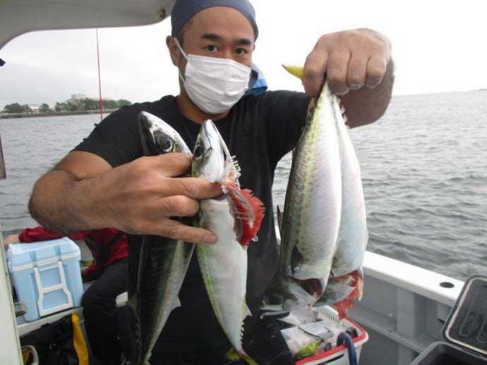 週末ナニ釣れた?沖釣り速報:浅場でも深場でも東京湾太刀魚好調【関東】