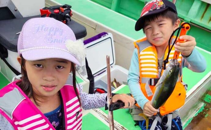 相模湾LT五目釣りで釣りデビューのススメ 道具と釣り方のキホンは?