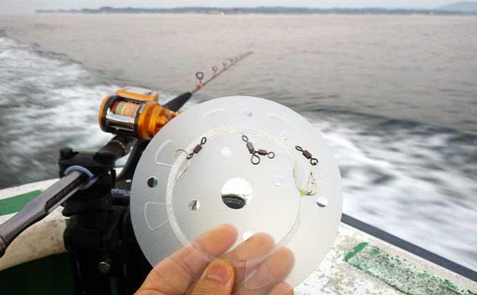 冷凍イワシで狙うヒラメ釣りで大型乱舞 活きエサとは釣趣が別物?