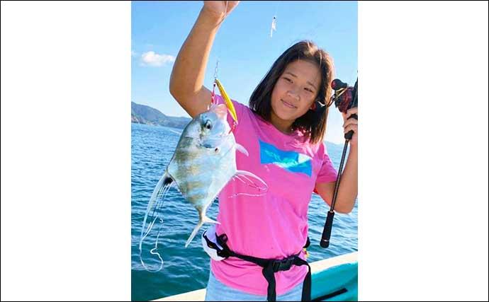 【愛知・三重】沖のルアーフィッシング最新釣果 SLJにてにぎやか釣果