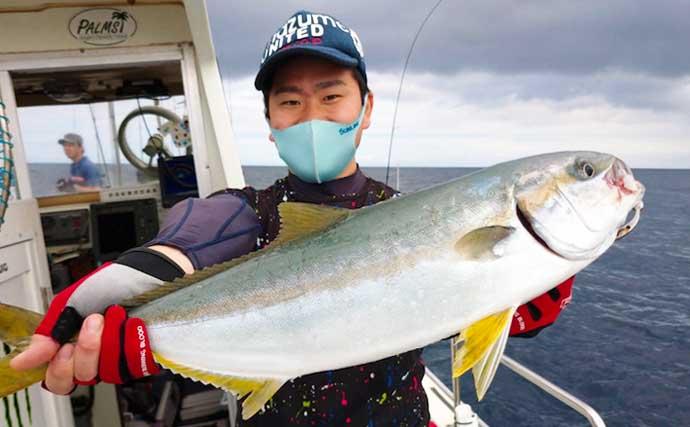 【福井・石川】沖釣り最新釣果 ジギングで大ハマチに良型サワラ続々