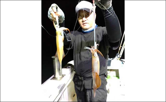 【大分・熊本】沖釣り最新釣果 タイラバ&テンヤで良型マダイ順調