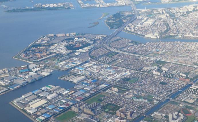 東京湾で『青潮』が発生 混同しがちな「赤潮」とは全く異なる存在?