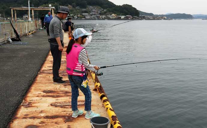 秋は堤防五目釣り入門に最適 代表的な3つの釣り方とマナー4ヶ条とは?