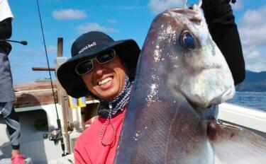 【福井】沖釣り最新釣果 ジギングで10kg級メダイ登場に青物も続々