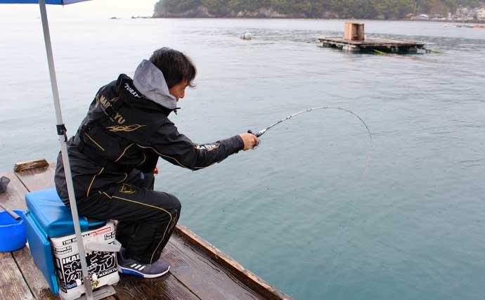 カカリ釣りの名手「山本太郎」が解説 生浦湾と御座クロダイ攻略法