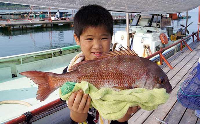 『親子のための釣り教室』が開催 海上釣堀だから未経験者も安心&安全