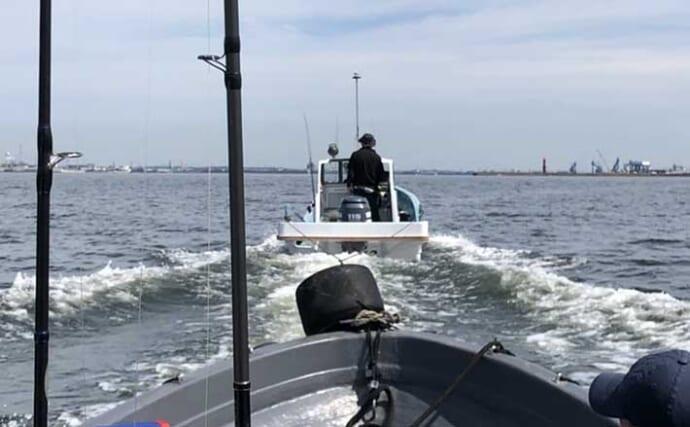 今さら聞けないボート釣りのキホン:洋上でのエンジントラブル対処法