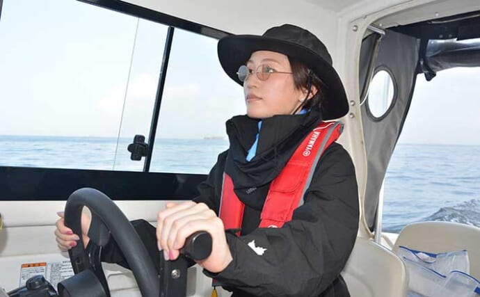 前田敦子が船舶免許に挑戦 「泳げないけどカジキマグロを釣りたくて」
