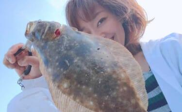 ゴロタ場で「ぶらり」ルアー釣り 2日間でヒラメとツバスを手中に満足