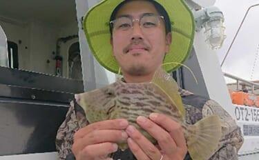 今週の『船釣り情報』特選釣果:エサ取り名人「カワハギ」シーズン到来