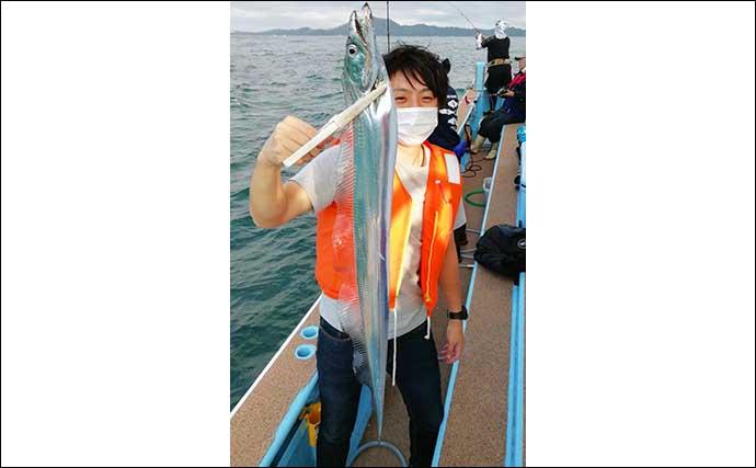 【三重】沖釣り最新釣果 レンタルボートで40cm級シロアマダイ3尾