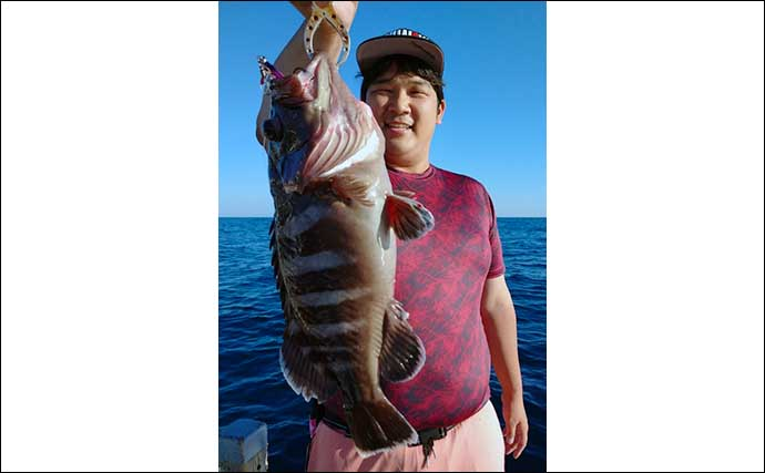 【福井】沖釣り最新釣果 ジギングで70cm級「メタボ」ワラサ浮上
