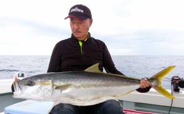 【響灘】落とし込み最新釣果 16.5kg126cm大型ヒラマサなど青物堅調