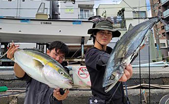 今週の『船釣り情報』特選釣果:東京湾のタチウオはくればドラゴン?【関東】